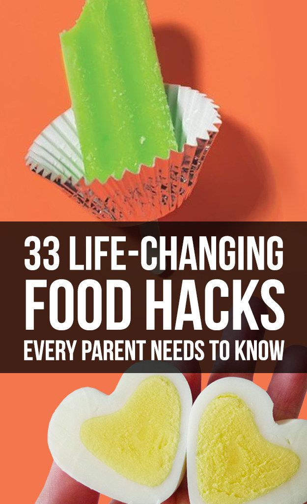 33 Life-Changing Food Hacks Every Parent Needs To Know (not a parent but these are cool) [ SkinnyFoxDetox.com ]