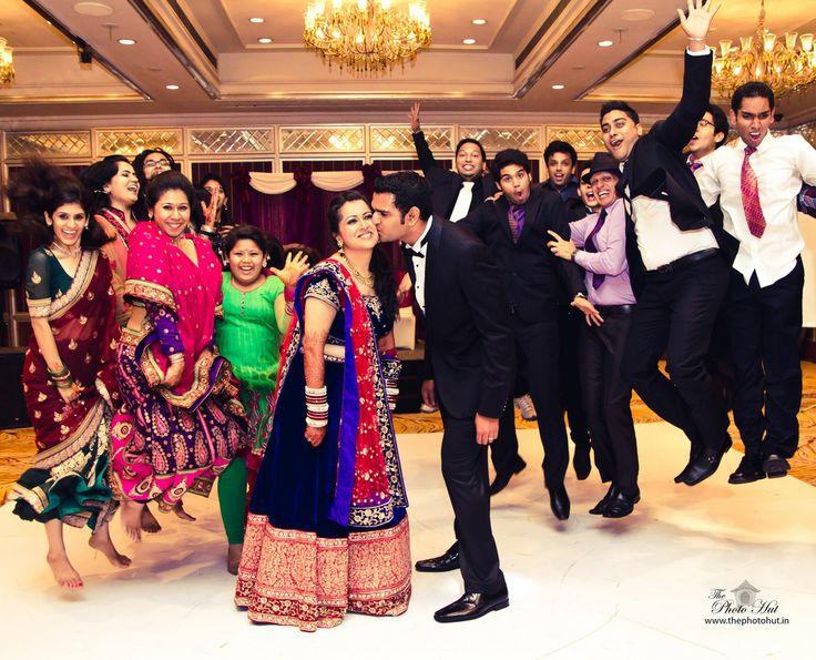 Jump!!!! - Weddings | Indian Wedding Photography, Pune