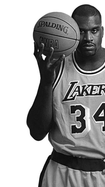 Shaquille O'Neal, aka Shaq. 325lbs, he was one of the heaviest players ever to play in the league. He is a 4x NBA Champion, 3x NBA Finals MVP, 15x All-Star,  an NBA MVP. He is one of only 3 players to win NBA MVP, All-Star game MVP  Finals MVP awards in the same year.