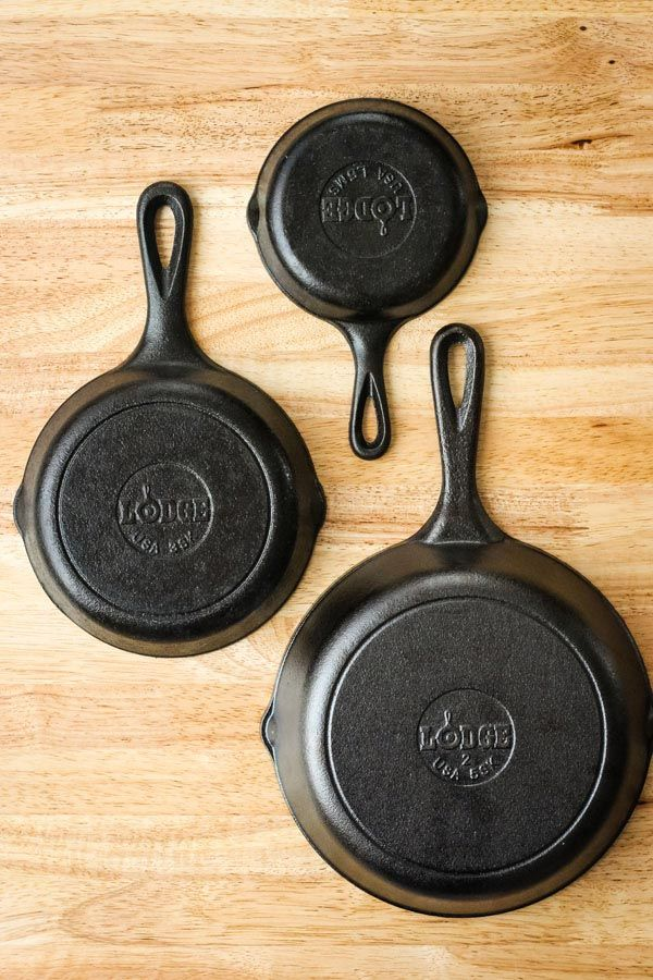 Mini Cast Iron Pans And Skillets In 2020 Toaster Oven