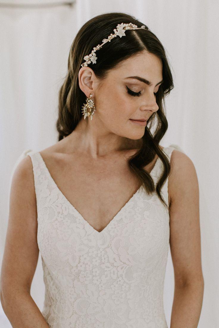 Elegant Lavender Field Wedding - Polka Dot Bride | Photo by http://josephwillis.com.au/