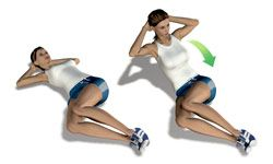 TLC. 10 best exercises to get ready for the big day....targeting specific areas for toning.