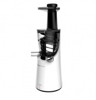 Extracteur de jus vertical Juicepresso Plus - Blanc
