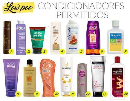 shampoo pantene liberados para low poo - Pesquisa Google