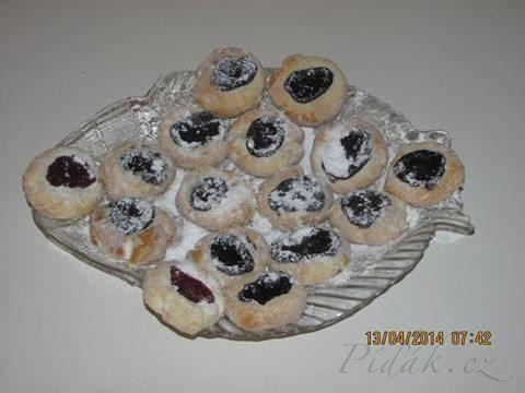 Obrázek z Recept - Rychlokoláčky