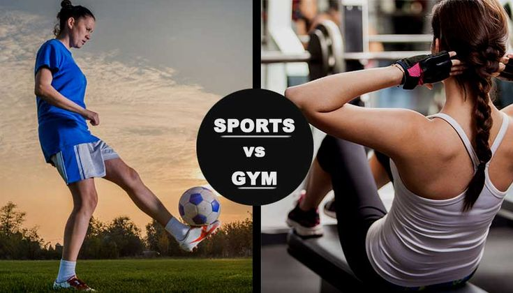 Why I Pick A Sport Over Any Other Form Of Fitness Regime?