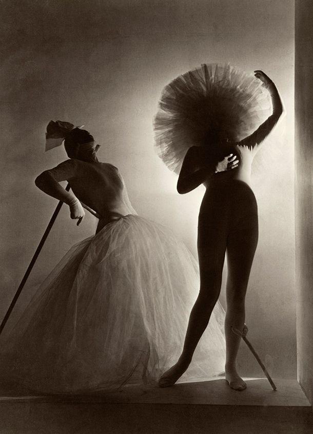 Horst P. Horst, Salvador Dalí's costumes for Leonid Massine's ballet Bacchanale, 1939. © Condé Nast/Horst Estate