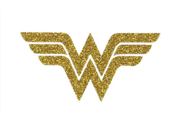 LABEL EVERYTHING!! ;) WONDER WOMAN Iron On Design Girl Superhero Costume by HappyPatches