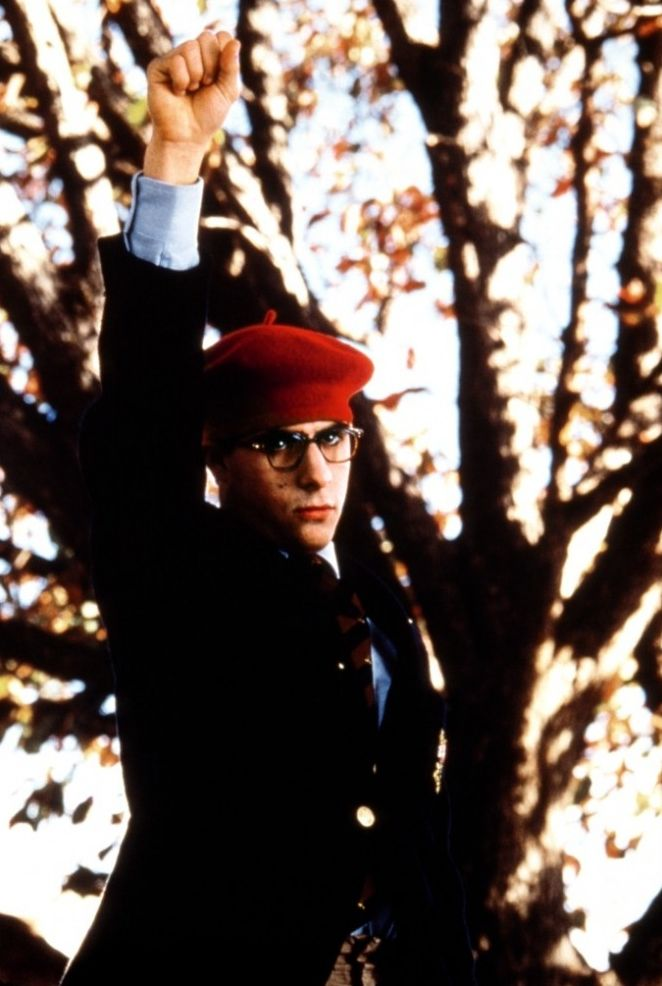 Jason Schwartzman in Rushmore, a film by Wes Anderson. More images here…