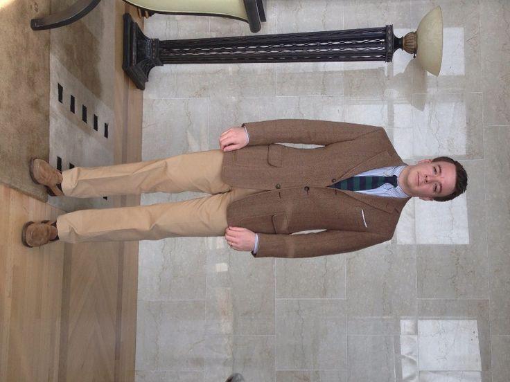 Tweed and Khaki
