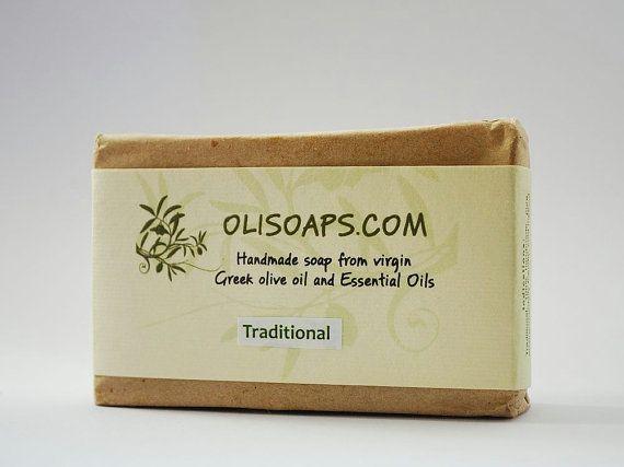 Handmade soap from Greek virgin olive oil natural by olisoapscom