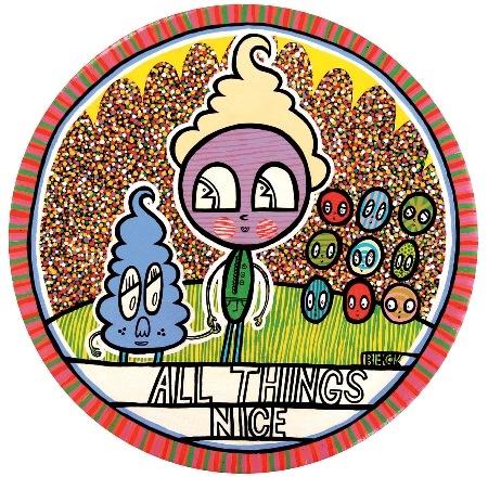 Beck Wheeler  All Things Nice - 2011