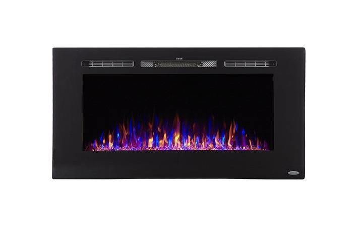 Recessed Electric Fireplace 40 Recessed Electric Fireplace