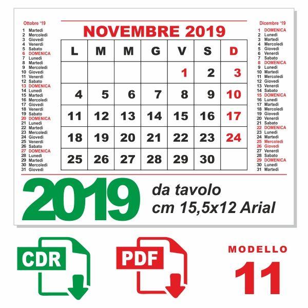 Modelli Calendario 2019.Pin Di Peppe Cau Su Calendario 2019 Calendario Calendari