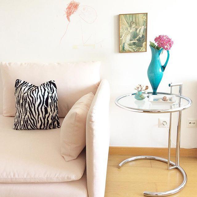 Our happy place... #ecletic #decor #interiors #smallspaces #anossamorada