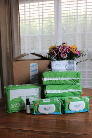 How one family spent almost nothing out of pocket for baby supplies -- great advice and encouragement to simplify and think outside the box! Click through to read how they did it.