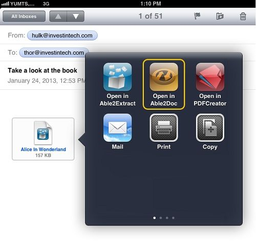Convert PDFs Anywhere, Anytime With Able2Doc PDF to Word Mobile App