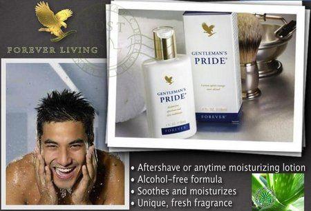 Gentlemans Pride  https://www.foreverliving.com/retail/entry/Shop.do?store=BEL&language=nl&distribID=310002029267