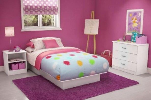 Bed Ideas: Inspiring Kids Planning Girls Bedroom Using Colorfull ...
