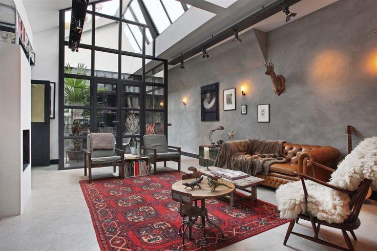 Gravity Home: Converted Garage Amsterdam