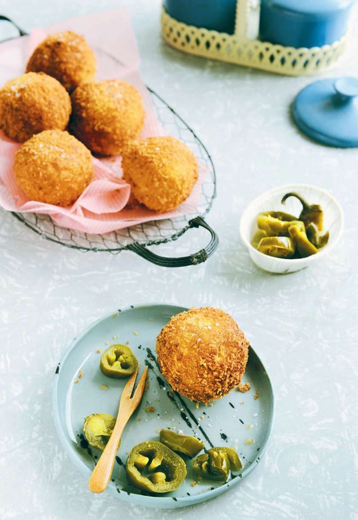 Chilli cheese croquettes by Raph Rashid from Hungry For That | Cooked