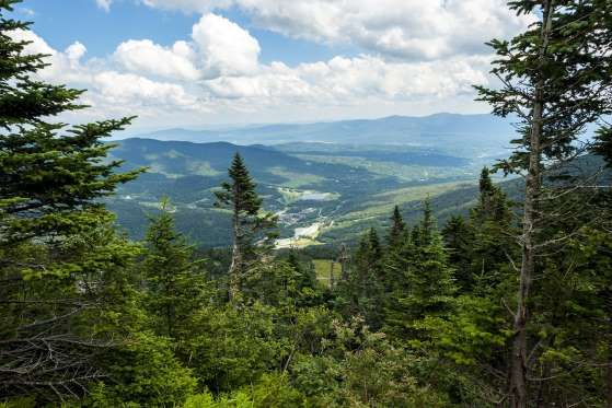 In its 200 miles, the Green Mountain Byway cuts straight through the center of Vermont, affording vi... - Joyce Vincent/shutterstock