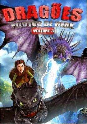 Dragões: Pilotos De Berk 3