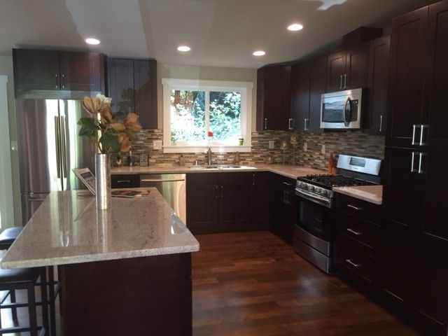 Split Foyer House Kitchen Remodel : Best ideas about split level home on pinterest