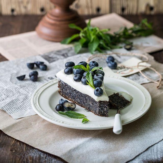 Anybenyraba: маковый пирог без муки