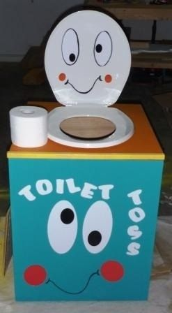 toilet toss game - Google Search | Carnival ideas ...