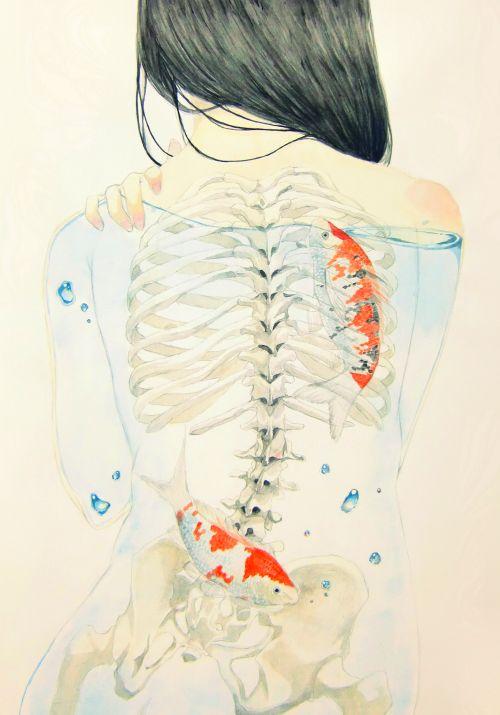 The Bone Marrow - by Blue (✩)