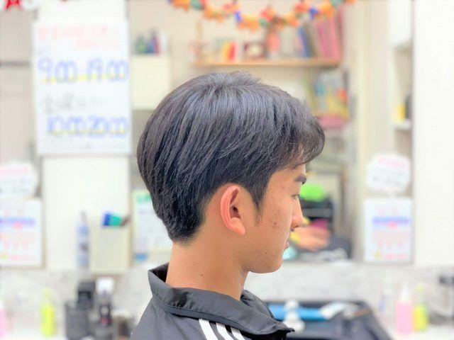 2020最新 男子高校生に人気の髪型ヘアスタイル集 女子ウケの良いメンズショートスタイル35 選 サロンセブン 2021 高校生 髪型 校則 ヘアスタイル メンズ 40代
