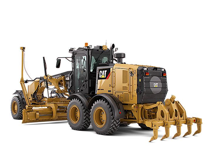 Cat | 140M3 Motor Grader | Caterpillar https://www.youtube.com/watch?v=z3Nxpl93mec