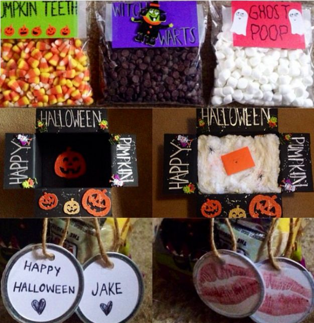 Halloween Care Package Ideas | In time for Halloween. | Homemade gifts and ideas from DIYReady.com #HomemadeGifts #DIYReady