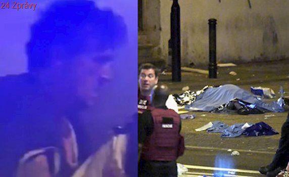 Dodávka v Londýně najela u mešity do lidí: Řidič vystoupil a bodal