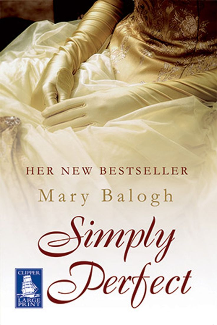 Mary Balogh - Simply Perfect / #awordfromJoJo #HistoricalRomance #MaryBalogh