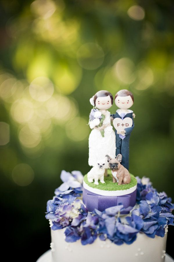 155 Best Wedding Cake Toppers Images On Pinterest