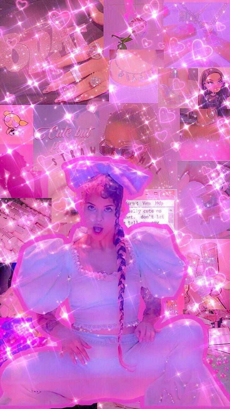 Tumblr Wallpaper Melanie Martinez Crybaby Melanie Martinez Pink Tumblr Aesthetic