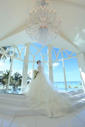 洗練された純白の教会での挙式にうっとり♡グアムでの結婚式一覧♪ウェディング・ブライダルの参考に!