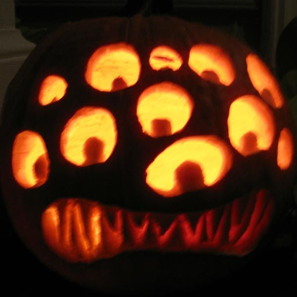 40 Best Pumpkin Carvings of Monsters and Villains