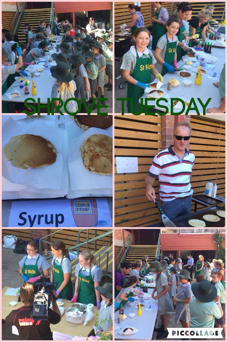 Today we had pancakes at school for Shrove Tuesday. Thank you to our Mini Vinnies Team who organised this wonderful event for us.