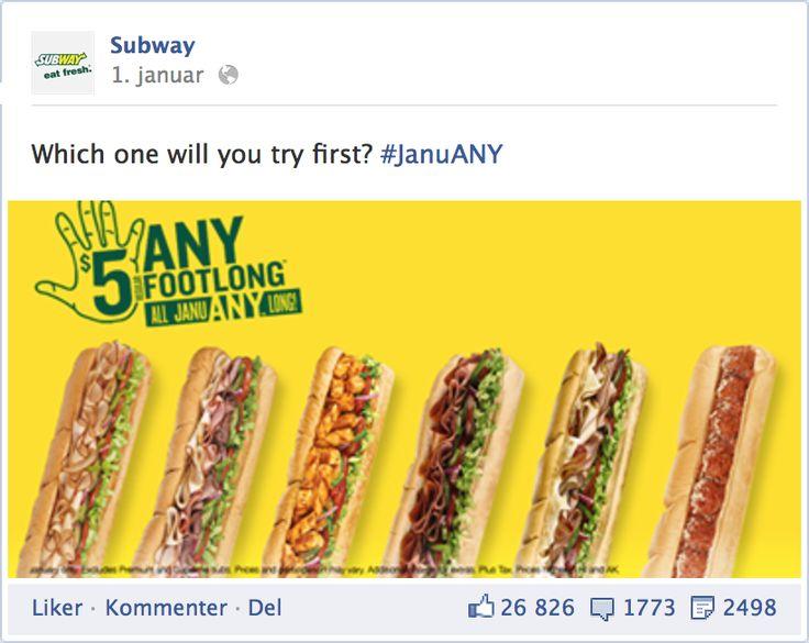 http://facebook.com/subway