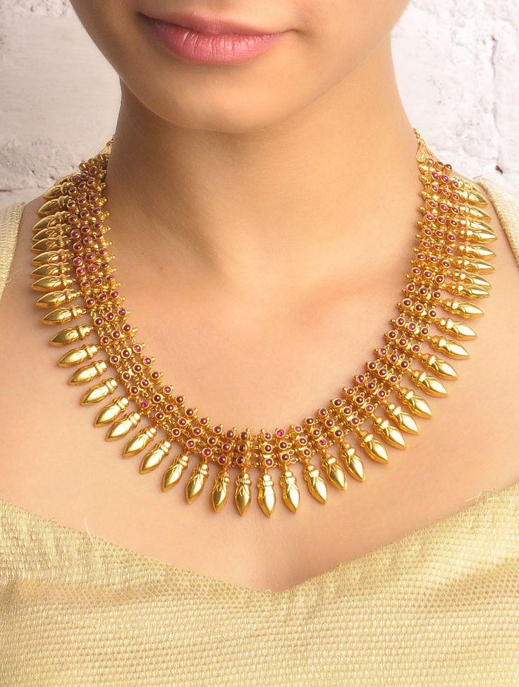 Ola Temple Necklace