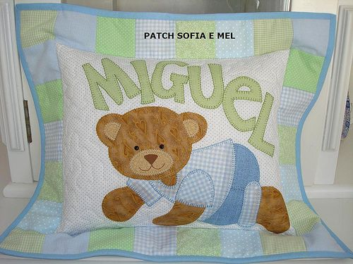 Travesseiro Miguel