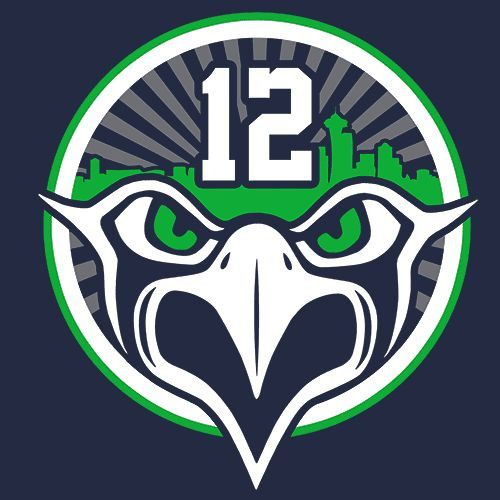 photograph regarding Seattle Seahawks Logo Printable referred to as Seahawk Emblem Printable 596 Great Seattle Seahawks Pics Upon