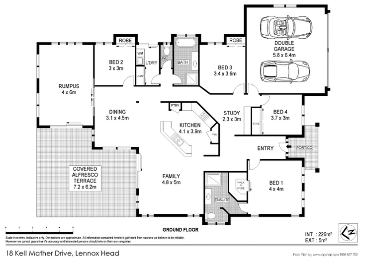 11 best House plans images on Pinterest | Blueprints for homes ...