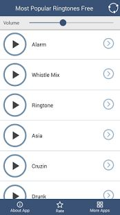 Most Popular Ringtones Free- screenshot thumbnail
