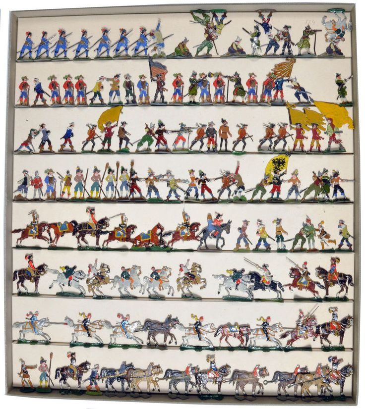 TYROL WAR. ANDREAS HOFER. 1809. AUSTRIAN INFANTRY. LEAD FLATS. ZINN