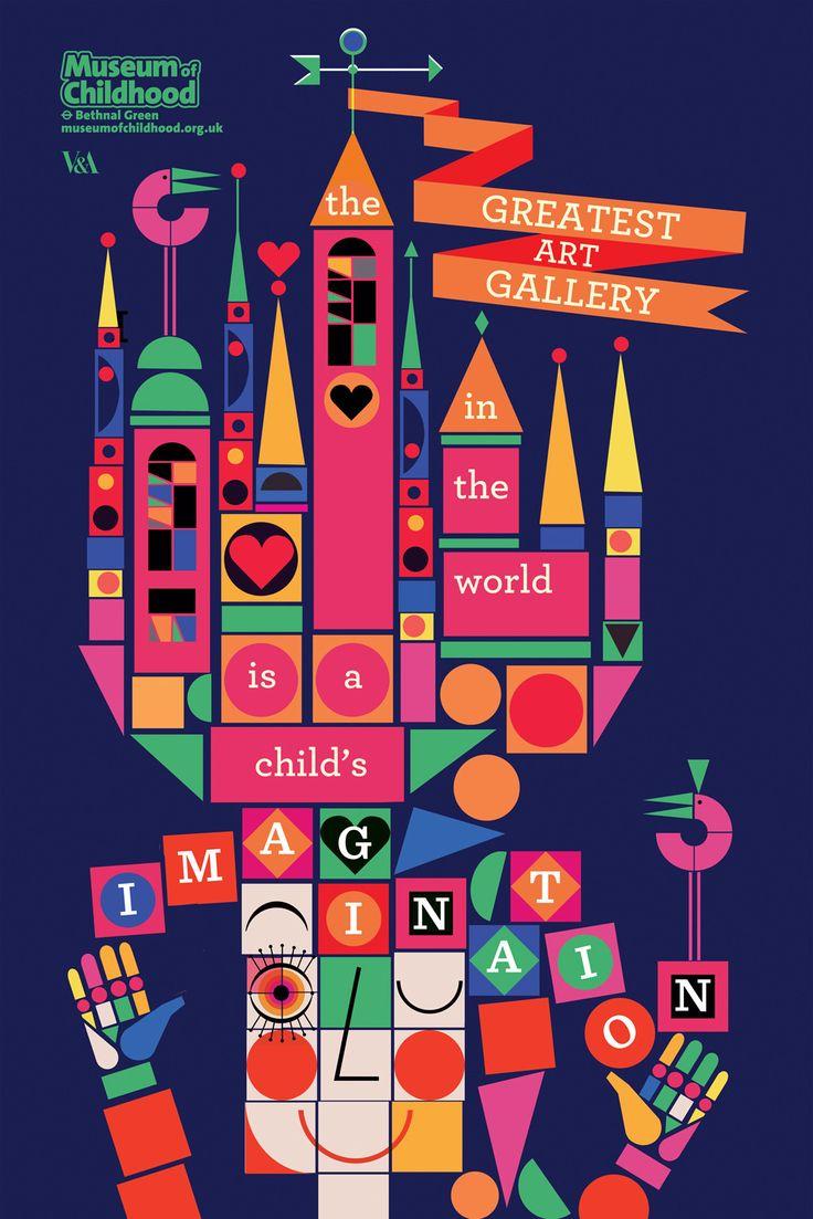 V and A Museum of Childhood - Lesley Barnes Illustration