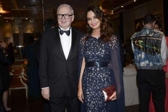 A separação de Luiza Brunet e Lírio Parisotto pode envolver até R$ 100 milhões - Getty Images